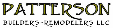 Patterson Builders & Remodelers.
